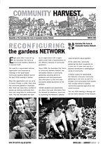 Community Harvest newsletter Winter '04