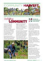 Community Harvest newsletter Summer '05