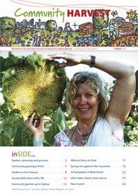 Community Harvest newsletter Autumn '07